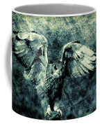 Moonlit Owl Coffee Mug