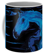 Moonlit Run Coffee Mug