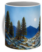 Moonlit Trail Coffee Mug
