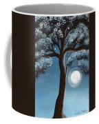 Moonlit Tree Coffee Mug