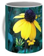 Moonlit Yellow Coffee Mug