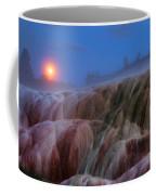 Moonrise At Mammoth Coffee Mug