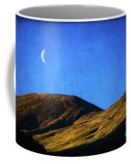 Moonrise Over Queenstown Coffee Mug