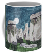 Moonrise Salisbury Coffee Mug