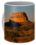 Moonset At Fajada Butte Coffee Mug
