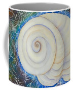Moonsnail Lace Coffee Mug