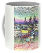 Moorage Coffee Mug