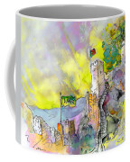 Moorish Castle In Sintra 01 Coffee Mug