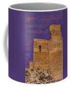 Moorish Fort In Jumilla Coffee Mug
