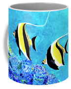 Moorish Idol Fish  #50 Coffee Mug