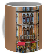 Moorish Style Windows Venice_dsc1450_02282017 Coffee Mug