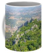 Moors Castle Aerial Coffee Mug