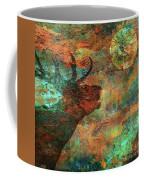 Moose Calls Coffee Mug