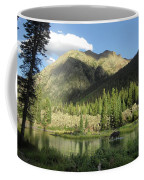 Moose In The Elk Creek Beaver Ponds Coffee Mug