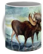 Moose Reflections Coffee Mug