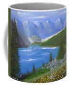 Moraine Lake, 16x20, Oil, '07 Coffee Mug