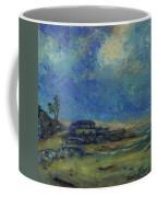Moran Lake Santa Cruz California Landscape 9 Coffee Mug
