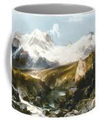 Moran: Teton Range, 1897 Coffee Mug