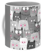 More Cats Coffee Mug