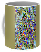 More Colors Abstract Coffee Mug