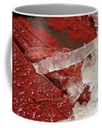 More Fallen Ice Coffee Mug