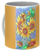 More Sunflowers Coffee Mug
