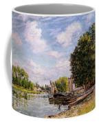 Moret-sur-loing Coffee Mug by Alfred Sisley