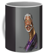 Morgan Freeman Coffee Mug