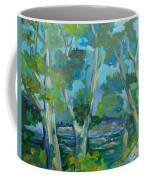 Moria River At Belleville Coffee Mug