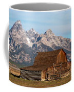 Mormon Barn Coffee Mug