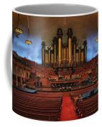 Mormon Meeting Hall Coffee Mug