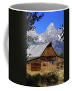 Mormon Row Barn  1 Coffee Mug