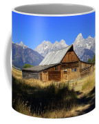 Mormon Row Barn 2 Coffee Mug