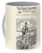 Mormons: Polygamy, 1883 Coffee Mug