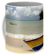 Morne Rouge Boats Coffee Mug