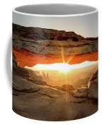 Morning Arch Coffee Mug