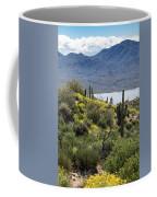 Morning At Bartlett Lake Coffee Mug