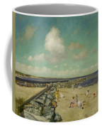 Morning At Breakwater, Shinnecock Coffee Mug
