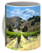 Morning At Mosby Vineyards Coffee Mug