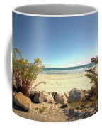 Morning At Qgunquit Beach. Coffee Mug