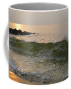 Morning At The Edge Of The Continent Coffee Mug