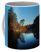 Morning At The Lake Coffee Mug