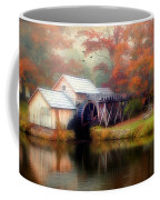 Morning At The Mill Coffee Mug