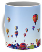 Morning Ballon Rise Coffee Mug