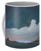 Morning Begins Coffee Mug