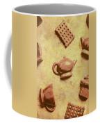 Morning Breakfast Chocolate Tea Set  Coffee Mug