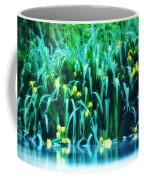 Morning By The Pond Coffee Mug