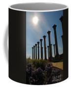 Morning Column Light Coffee Mug