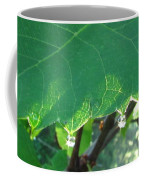 Morning Dew Diamonds Coffee Mug