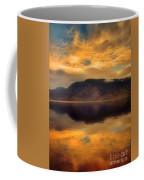 Morning Fire Coffee Mug